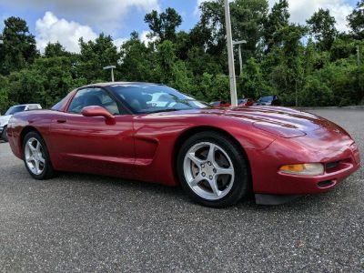 2002 Chevrolet Corvette Base (Magnetic Red Metallic II)