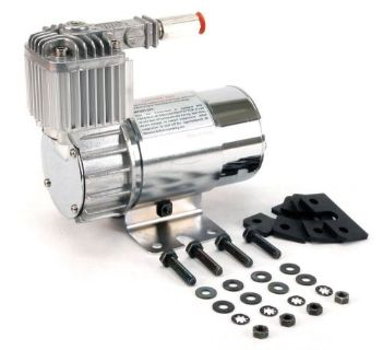 Find Viair 10016 Suspension Air Compressor Chrome motorcycle in Grant, Michigan, United States, for US $93.95