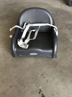 Graco booster chair