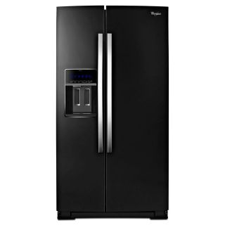 Whirlpool 20 CF Side by Side Refrigerator Counter Depth WRS970CIDH/E