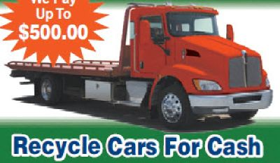 We buy junk cars with or without title - northwest indiana junk car buyer