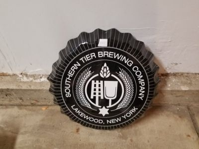 Southern tier beer sign