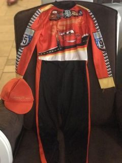 Disney cars costume size 4 Xposted
