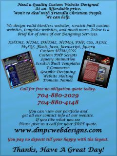 Winston Salem Website Designers