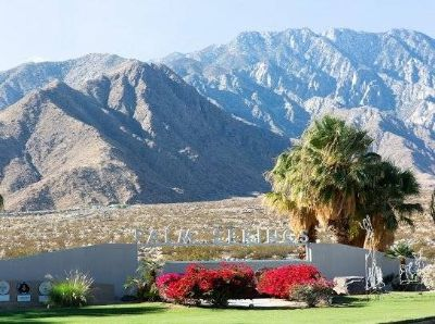 $2000 2 townhouse in Palm Springs
