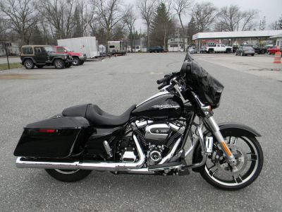 2017 Harley-Davidson Street Glide Special Touring Springfield, MA