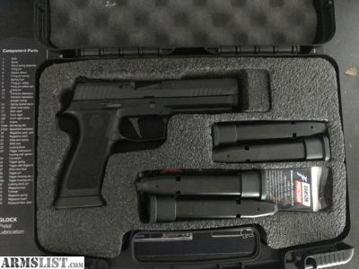 For Sale: Sig 320 X5