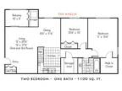 The Gables of Troy - The Amelia Two BR One BA