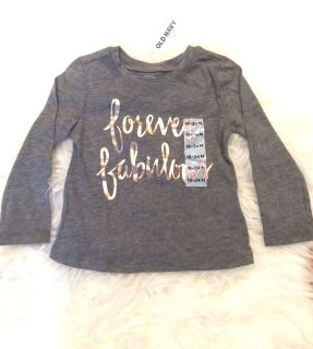 Brand New 18/24 Months Baby Girl Top!