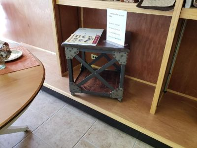 Amish made end table with other options