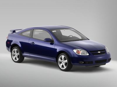 2006 Chevrolet Cobalt SS (Victory Red)