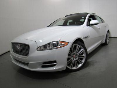 2014 Jaguar MDX Supercharged (Polaris White)
