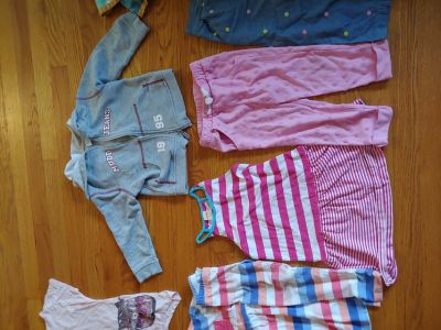 Girls lot size 2 and 3t clothing