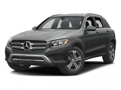 2016 Mercedes-Benz GLC GLC 300 (White)