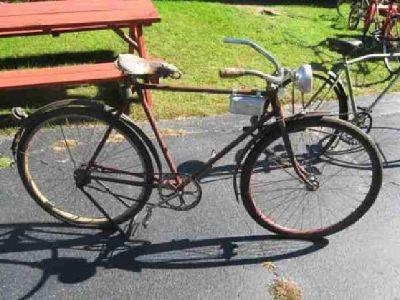 "$350 mens1903 /1915 28""wood wheel"
