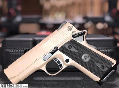 For Sale: ROCK ISLAND ARMORY M1911-A1 FDE .45ACP $499