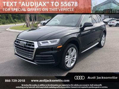 2019 Audi Q5 (Black)