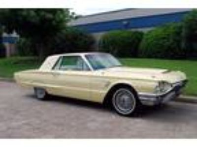 1965 Ford Thunderbird 390 V8