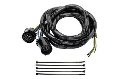 Sell Tow Ready 20140 - 2001 Chevy Silverado 5th Wheel Connector Assembly w Pigtails motorcycle in Plymouth, Michigan, US, for US $77.75