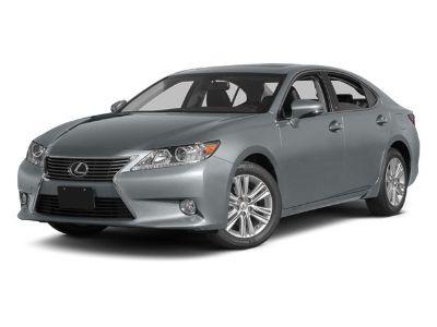 2013 Lexus ES 350 Base (Silver)