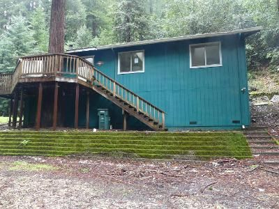 3 Bed 1 Bath Foreclosure Property in Boulder Creek, CA 95006 - Robin Hood Ln