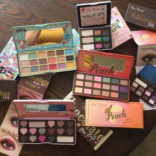 High end makeup, new in boxes