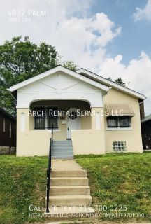 Cute Cottage Style 2bd-1bth home in St. Louis City only $699/mo