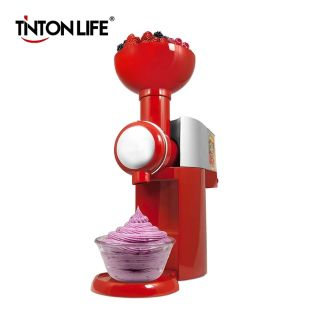 Machine Fruit Ice Cream Machine Home Full Automatic Mini Household Ice Cream Maker