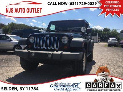 2009 Jeep Wrangler X (Black)