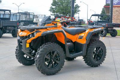 2019 Can-Am Outlander DPS 850 Utility ATVs Oklahoma City, OK