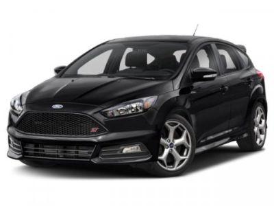 2018 Ford Focus ST (Shadow Black)