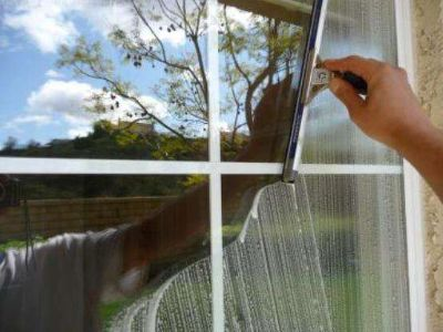Free Window & Gutter Cleaning Estimate & Military Discounted Services