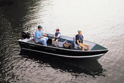 2001 Lund 16 Rebel Tiller Bass Boats Edgerton, WI