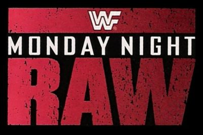 WWF/E MONDAY NIGHT RAW/RAW IS WAR CHOOSE YOUR YEARS (1993-2008)