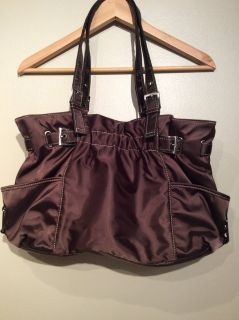 Kenneth Cole Reaction brown purse