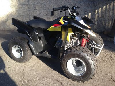 2017 Suzuki QuadSport Z90 Sport ATVs Bellflower, CA