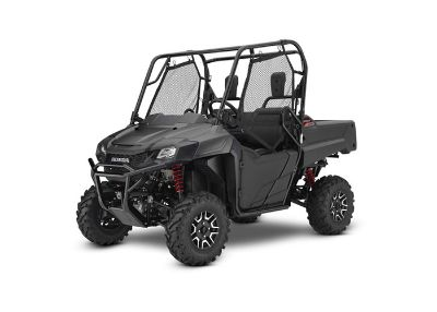 2018 Honda Pioneer 700 Deluxe Side x Side Utility Vehicles Escanaba, MI