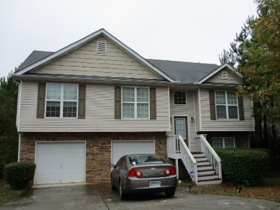 3 Bed 3 Bath Preforeclosure Property in Union City, GA 30291 - Union Pointe Dr