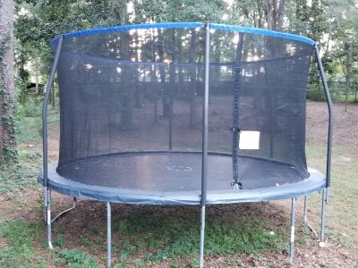 Trampoline (only 7 months old)