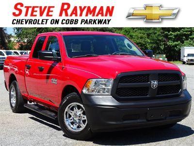 2017 RAM RSX Tradesman (Red)