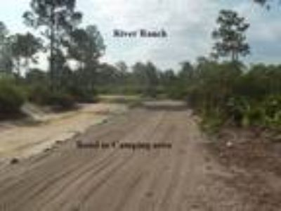 Land for Sale by owner in River Ranch, FL