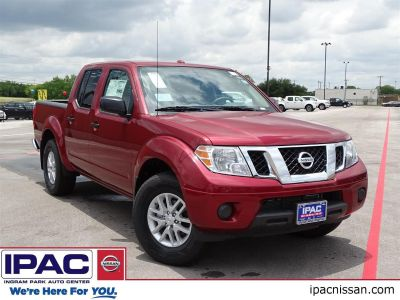 2018 Nissan Frontier SV (Cayenne Red)