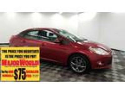 $10995.00 2014 FORD Focus with 65228 miles!