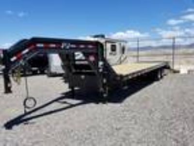 2019 PJ Trailers Classic Flatdeck With Duals FD 30