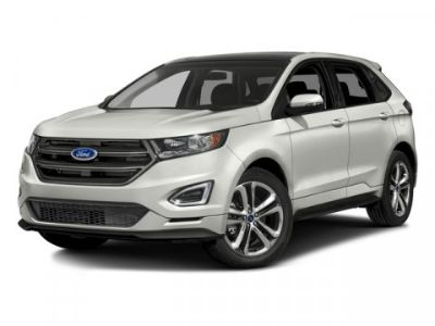 2016 Ford Edge Sport (White)