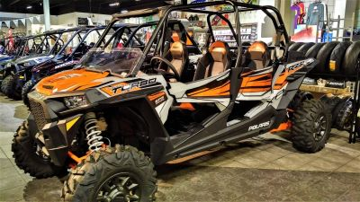 2018 Polaris RZR XP 4 Turbo EPS Sport-Utility Utility Vehicles Salinas, CA