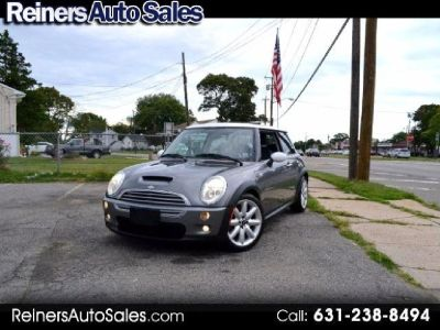2004 MINI Cooper S 1 OWNER CLEAN CARFAX LOW MILEAGE