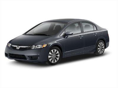 2010 Honda Civic EX (Gray)