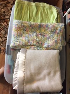 3 free baby blankets