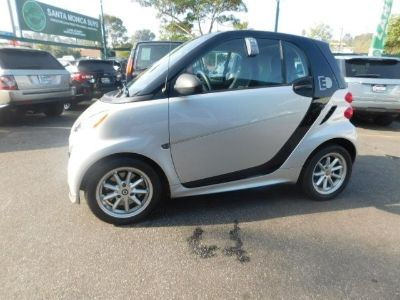 2014 Smart fortwo electric drive 2dr Cpe Passion